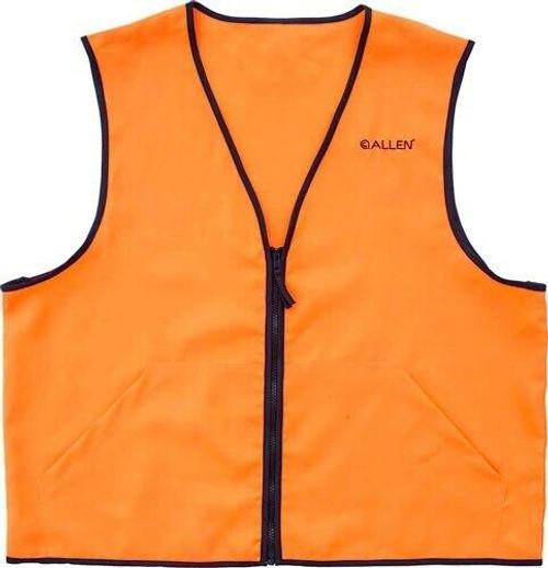 Allen Allen Deluxe Hunting Vest - Orange X-large 2 Front Pockets