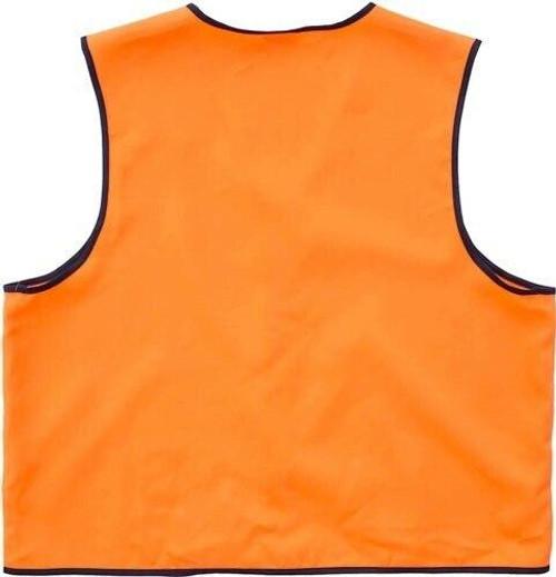 Allen Allen Deluxe Hunting Vest - Orange 2xl 2 Front Pockets