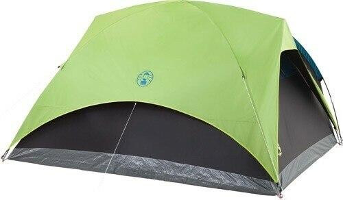 Coleman Coleman Carlsbad Dome Tent W/ - Screen Room 4 Person 9x7x4