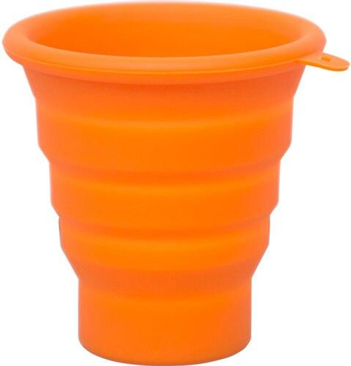 Ultimate Survival Technologies Ust Flexware Cup W/protective - Case And Caraniner Clip