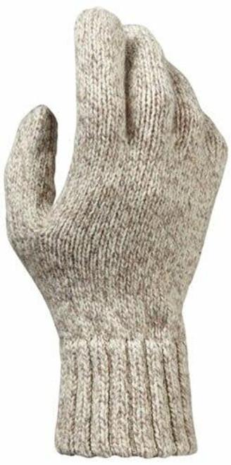 Hot Shot Hot Shot Basics Glove Rag Wool - Oatmeal One Size