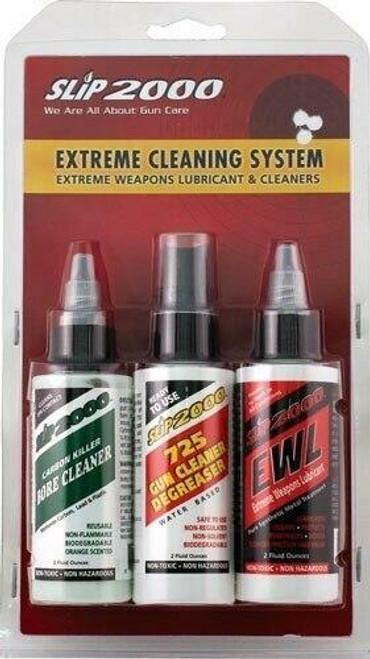 Slip 2000 Slip 2000 2oz Extreme Cleaning - 3-pk Ewl/carbon Killer/725 C/d