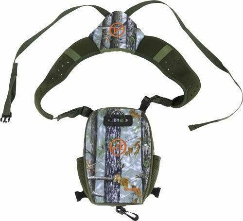 Athlon Athlon Binocular Harness - W/magnetic Closure Camo