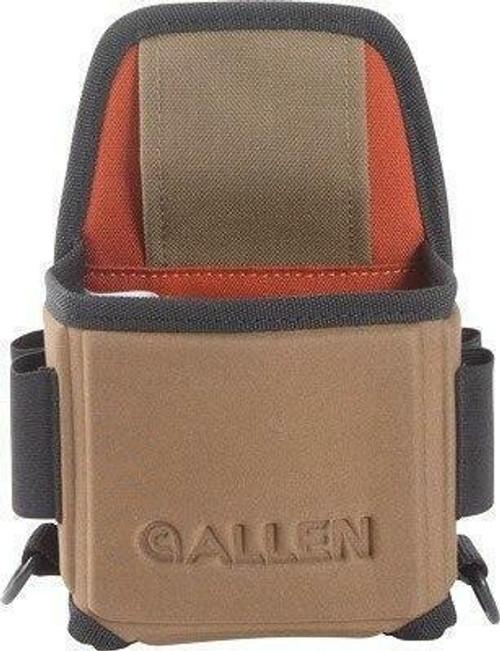 Allen Allen Eliminator Single Box - Carrier Molded Coffee/black