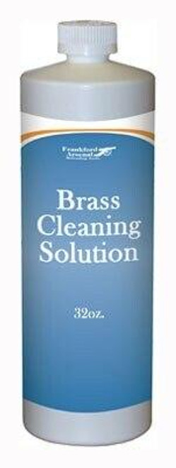 Frankford Arsenal F/a Ultrasonic Brass Cleaning - Solution 32oz Bottle