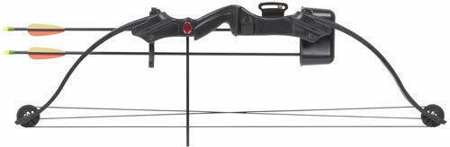 CenterPoint Centerpoint Compound Youth Bow - Elkhorn Black Age 8-12