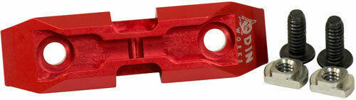 Odin Works Odin Bipod Adapter M-lok - Low Profile Red