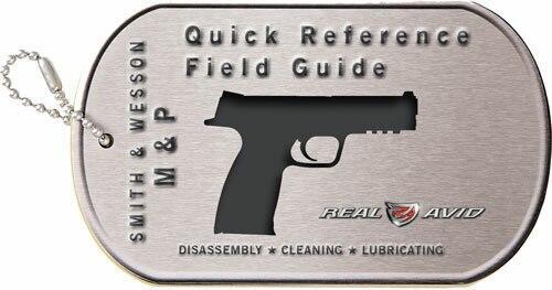 Real Avid Real Avid Sandw Mandp Field Guide - Sandw Mandp Maintenace Cards