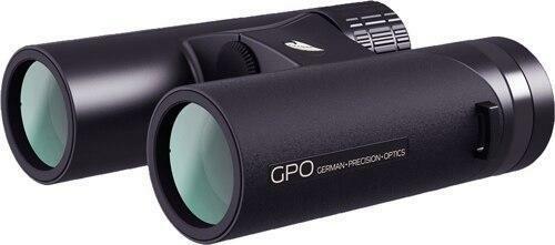 German Precision Optics Gpo Binocular Passion Ed - 10x32ed Black