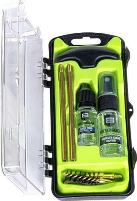 Breakthrough cleaning Breakthrough Vision Pistol - Cleaning Kit .40cal/10mm