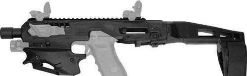 CAA Caa Mck Micro Conversion Kit - Glock .45acp W/brace Black