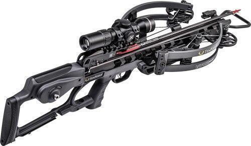 Ten Point Tenpoint Xbow Kit Vapor Rs470 - Acuslide 470fps Graphite