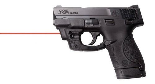 LaserMax Lasermax Laser Centerfire Red - Sandw Shield