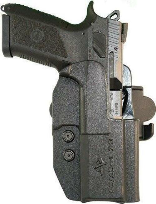 Comp-Tac Comp-tac International Rh Owb - Belt/paddle Cz P07/09 Black