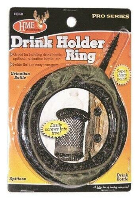 HME Products Hme Drink Holder Ring - W/tree Screw