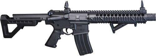 Crosman Crosman Dpms Sbr Co2 Air Rifle - Select Fire 430fps Black