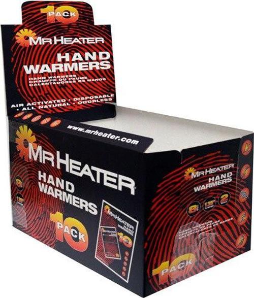 MrHeater Mrheater Hand Warmers 10 - Pairs Per Pack