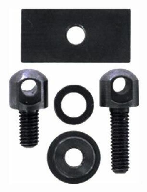 Grovtec Grovtec Keymod Swivel Stud - Adatr Locking Swivels Or Bipod