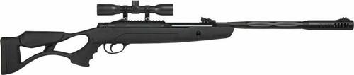 Hatsan Airguns Hatsan Airtact Ed Combo .25 - W/ 4x32 Scope Black/composite