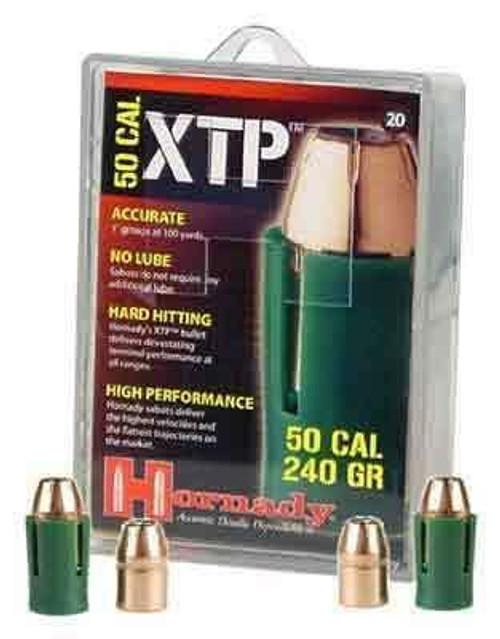 Hornady Hornady .50cal Saboted Bullet - .44 240gr Jhp 20-count