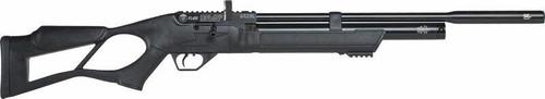 Hatsan Airguns Hatsan Flash Qe .22 Pcp 1120 - Fps Black/synth W/2 Mags