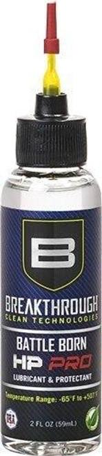 Breakthrough cleaning Breakthrough Battle Born Hp - Pro Oil 2oz Bottle Odorless