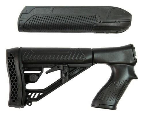Adaptive Tactical Adaptive Tactical Forearm/stk - Kit Rem 870 12ga Black