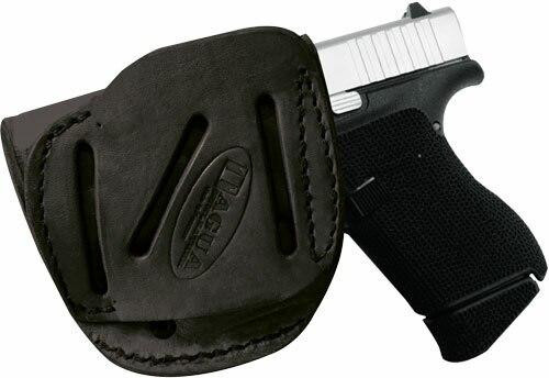 Tagua Tagua 4 In 1 Inside The Pant - Holster Glock 42 Black Rh Lthr