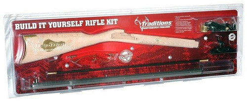 Traditions Traditions St Louis Hawken - Rifle Kit .50 Percussion