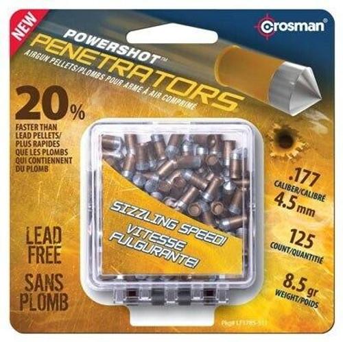 Crosman Crosman Pellets .177 Lead Free - 8.5 Grain 125 Count