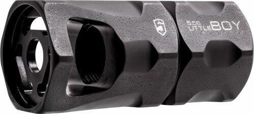 Phase 5 Phase 5 Muzzle Brake Little - Boy 5.56mm 1/2x28 Ar-15 Black
