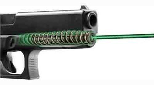 LaserMax Lasermax Laser Guide Rod Green - Glock Gen4 17/34