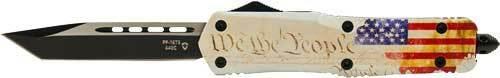 Templar Knife Templar Knife Large Otf We The - People 3.5 Black Tanto