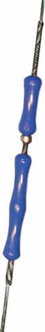 AMS Bowfishing Ams Bowfishing Finger Tabs - String Things Royal Blue