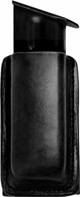 Tagua Tagua Single Mag Pouch Owb - Leather Glock 9mm Blk Ambi