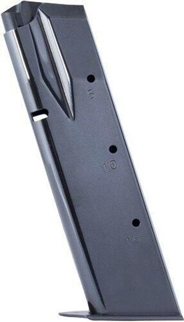 Mec-Gar Magazines Mec-gar Magazine Cz 75b - 9mm Luger 16-rounds Blued