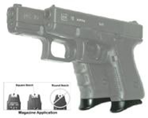 Pearce Grips Inc Pearce Grip Extension For - Glock Mid and Full Size