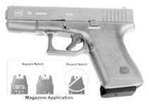 Pearce Grips Inc Pearce Grip Enhancer For - Glock Dropfree Magazines