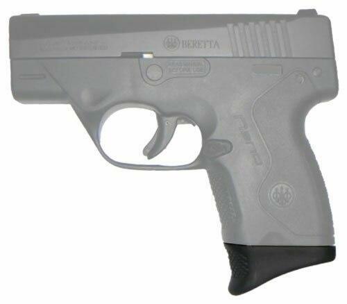 Pearce Grips Inc Pearce Grip Extension For - Beretta Nano