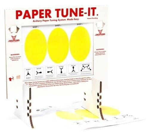 30-06 Outdoors 30-06 Outdoors Paper Tune-it - Diy Bow Tuning System