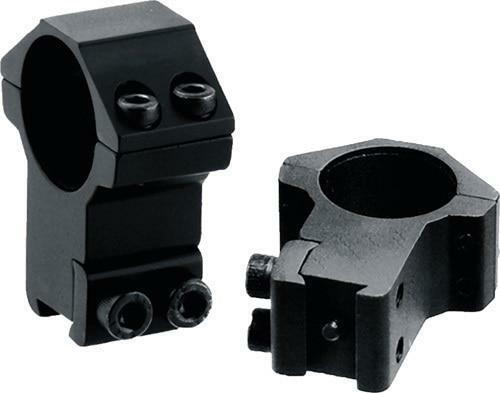 UTG Utg Airgun/rimfire Rings 1 - High Profile 2 Piece 3/8 Dvtl