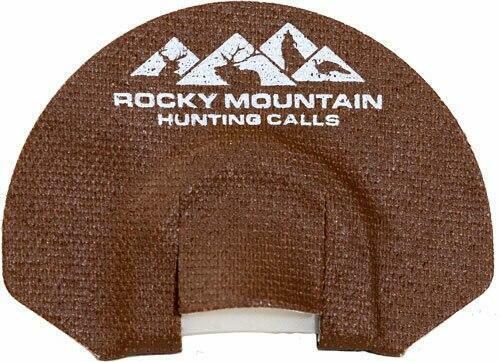 Rocky Mountain Hunting Calls Rmhc #101 Raging Bull Elk Call - Diaphragm