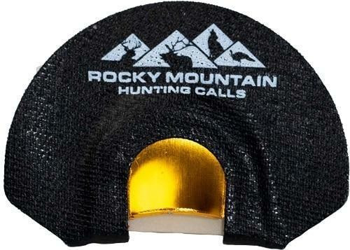 Rocky Mountain Hunting Calls Rmhc #134 Black Magic Elk Call - Gtp Diaphragm