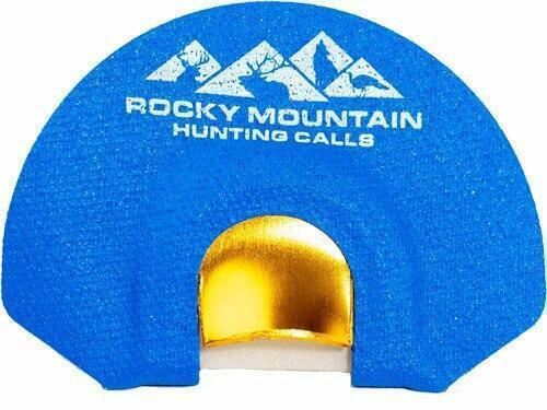 Rocky Mountain Hunting Calls Rmhc #135 Reaper Elk Call - Gtp Diaphragm
