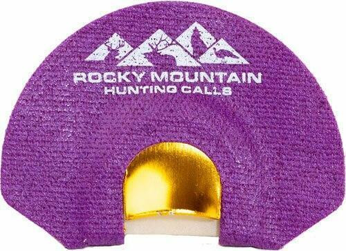 Rocky Mountain Hunting Calls Rmhc #135 Spellbound Elk Call - Gtp Diaphragm