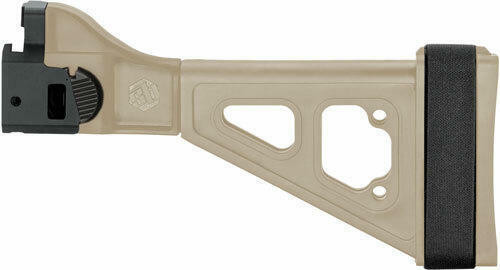 SB Tactical Sb Tactical Brace Sbt-evo Fde - Side Folding Cz Scorpion Evo
