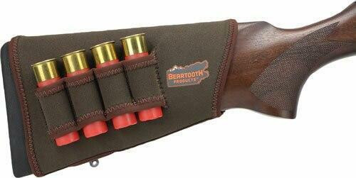 Beartooth Products Beartooth Products Brown - Stockguard 2.0 W/shotgun Loops