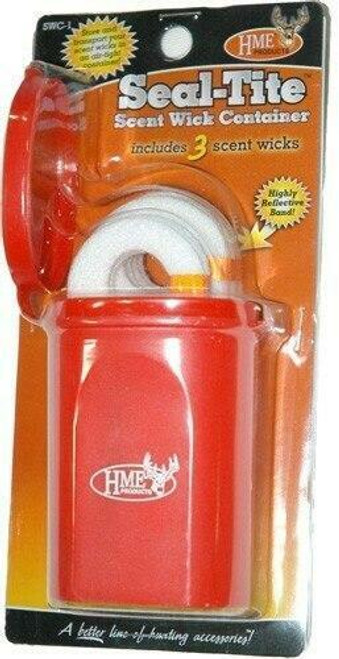 HME Products Hme Scent Wicks Big Dipper - W/sealable Container