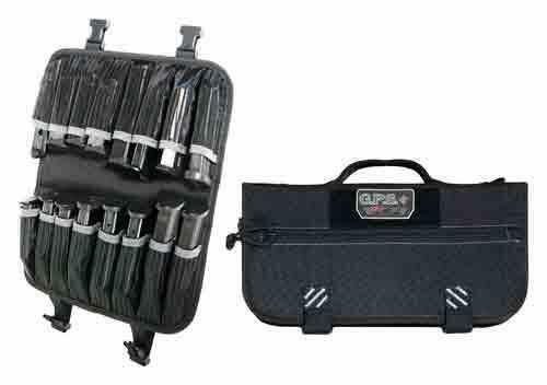 GPS Gps Magazine Storage Case - Holds 16-pistol Mags Black