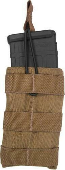 Tac Shield Tac Shield Belt Pouch Single - Speed Load Ar-15 Coyote